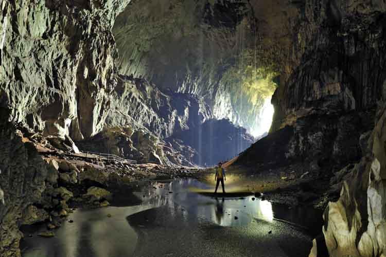 Επίσκεψη στην σπηλιά του Κένταυρου Χείρωνα στο Πήλιο